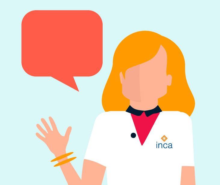 Pension provider communication, Inca Caring Accounting