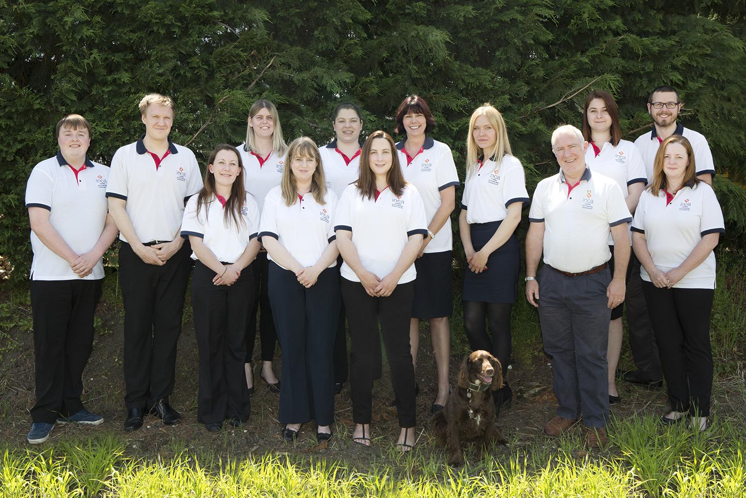 Inca Caring Accounting, Oxford, Berkshire, Wantage, Didcot, Faringdon