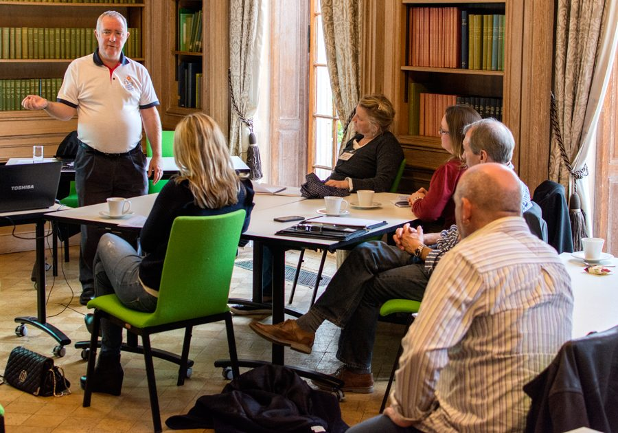 Business development workshops